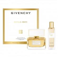 OFFRE GIVENCHY DAHLIA DIVIN Eau de Parfum avec Format Voyage 15 ml OFFERT