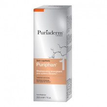 PURIADERM PURIPHANE SHAMPOING ENERGISSANT ANTI-CHUTE 200ML