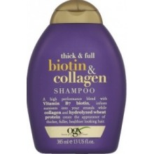 OGX BIOTON & COLLAGEN Shampooing