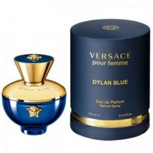 VERSACE DYLAN BLUE Eau de Parfum Pour Femme 100ML