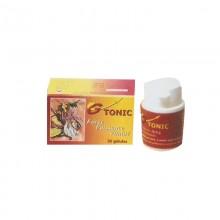 G TONIC Force Puissance Vitalité 20 Gélules