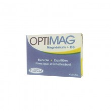 OPTIMAG Magnesuim + B6
