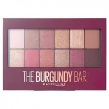 MAYBELLINE New York The Burgundy Bar Palette Ombres à Paupières