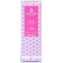OLFACTISSIMO EAU DE TOILETTE WHITE FLOWERS 100ML