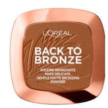 L'OREAL PARIS BACK TO BRONZE Poudre Bronzante