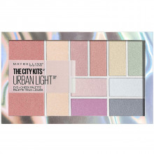 MAYBELLINE CITY KITS ESH-CHEEK PALETTE NU 1 URBAN LIGHT