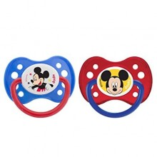 DODIE SUCETTE +6 mois DUO MICKEY A63