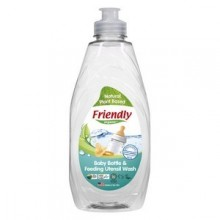 FRIENDLY ORGANIC Baby Liquide Lavage Biberon 750ml
