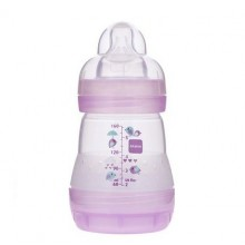 MAM BIBERON EASY START ANTI COLIC 0+ MOIS BLANC 160ML