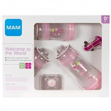 MAM COFFRET WELCOME TO THE WORLD
