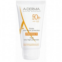 A-DERMA FLUIDE PROTECT SPF 50+