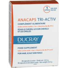 DUCRAY ANACAPS TRI-ACTIV CAPS