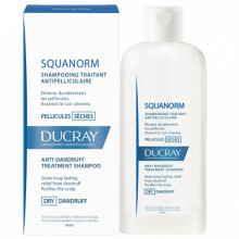 DUCRAY SQUANORM Shampooing Pellicules Sèches