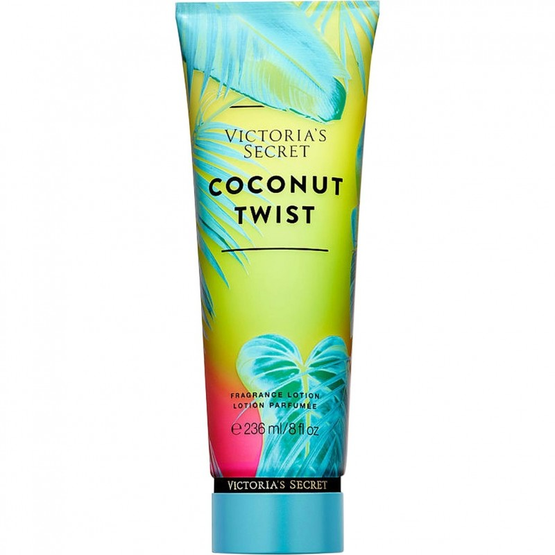 VICTORIA 'S SECRET TWIST COCONUT LOTION PARFUMEE 236 ML