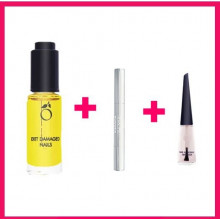 OFFRE HEROME PACK ESSENTIEL SOS ONGLES ABIMES