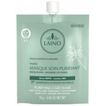 LAINO Masque purifiant et équilibrant à Argile Verte