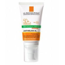 LA ROCHE-POSAY ANTHELIOS XL SPF 50+ GEL CRÉME TOUCHER SEC TEINTÉ 50 ML