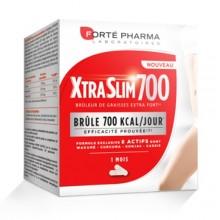 FORTE PHARMA XTRASLIM 700 BRÛLE GRAISSE 120 GÉLULES 1 MOIS