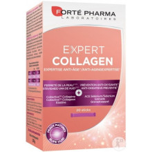 FORTE PHARMA EXPERT COLLAGÈNE ACTION ANTI ÂGE ACBOLUE 20 STICKS