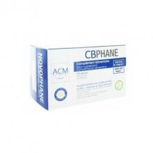 ACM CBPHANE Ongles et Cheveux (120 Gélules) Traitement 3 Mois