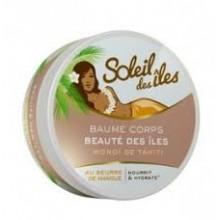SOLEIL DES ILES Baume Corps Beauté des Îles au Beurre de Mangue