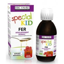 SPECIAL KID FER SIROP