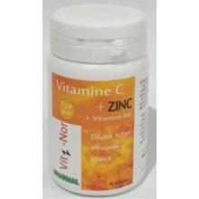 PHARMAL VITAMINE C ZINC VIT B6 30 Gélules
