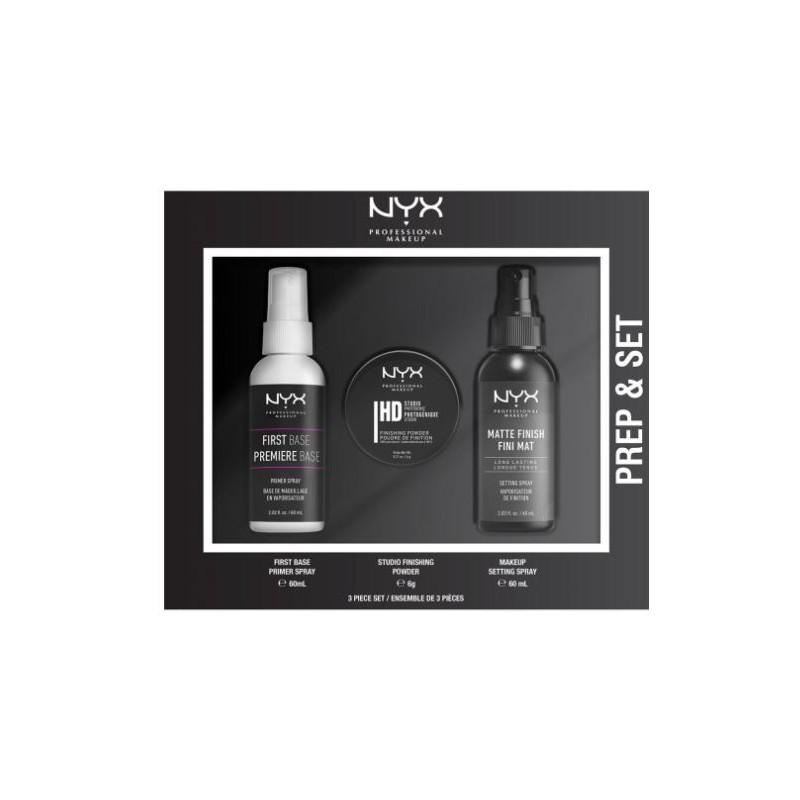 NYX Prep & Set COFFRET