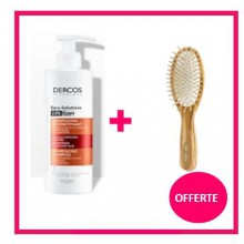 OFFRE VICHY Kera-Solutions Shampooing Reconstituant avec BROSSE OFFERTE
