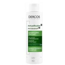 VICHY DERCOS Antipelliculaire Shampooing Traitant Cheveux Gras