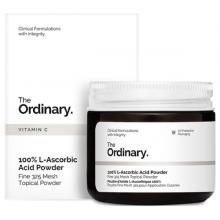 THE ORDINARY poudre ordinaire d'acide L-ascorbique à 100% 20 Gr