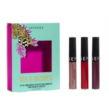 SEPHORA COLLECTION Kit De Mini Cream Lip Stain Wild Wishes