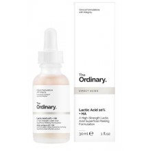 THE ORDINARY Acide Lactique 10% + HA Sérum De Peeling