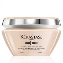 KERASTASE CURL MANIFESTO Masque Beurre Haute Nutrition 200 ML