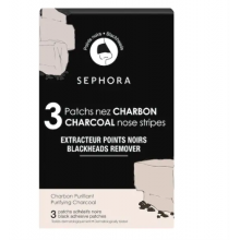 SEPHORA COLLECTION Kit 3 Patchs Nez Charbon