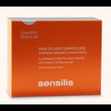 SENSILIS Skin Delight Ampoules Vit C 15*1.5ml