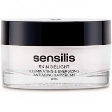 SENSILIS Skin Delight Crème De Jour Vit C Spf15 50ml