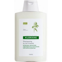 KLORANE AVOINE Shampooing Extra Doux au Lait d'Avoine