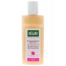 HEGOR PROTEINES DE SOIE Shampooing Baume Eclat 2 en 1