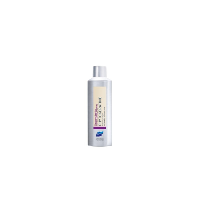 PHYTO PHYTOKERATINE Shampooing Réparateur