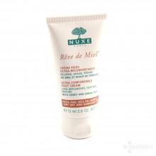 NUXE REVE DE MIEL Crème Pieds Ultra-Réconfortante