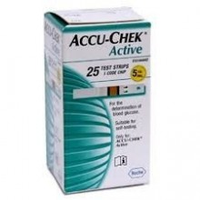ACCU-CHEK Box bandelette active
