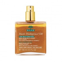 NUXE HUILE PRODIGIEUSE OR Soin Multi-fonctions 100 ML