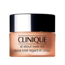 CLINIQUE ALL ABOUT EYES RICH Baume Total Regard et Contour