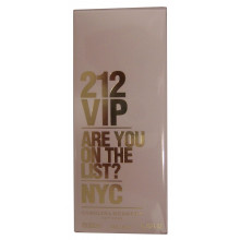 CAROLINA HERRERA 212 VIP Body Lotion