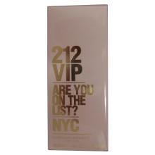 CAROLINA HERRERA 212 VIP Body Lotion
