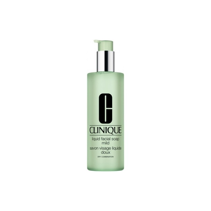 CLINIQUE FACIAL SOAP Savon Visage Liquide Doux