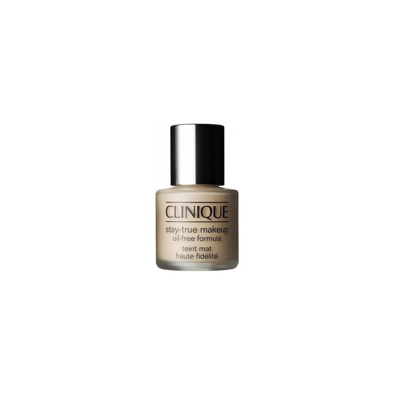 CLINIQUE STAY-TRUE MAKEUP OIL-FREE FORMULA Fond de Teint Mat
