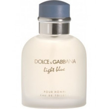DOLCE & GABBANA LIGHT BLUE HOMME Eau de Toilette