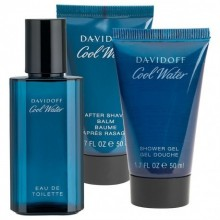 DAVIDOFF COOL WATER MEN Coffret